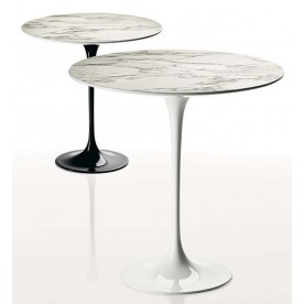 80 cm Tavolino Tulip Rotondo