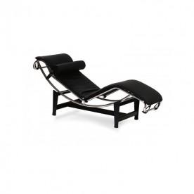 Fauteuil relax - Chaise longue en cuir
