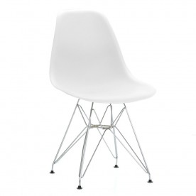 DSR Chair Charles Eames White