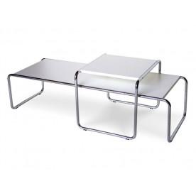 Tavolino Laccio Marcel Breuer laminato