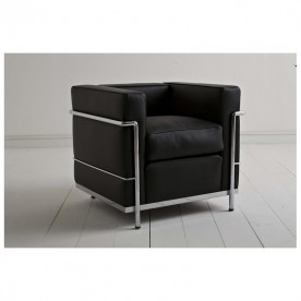 Leather armchair DV/1