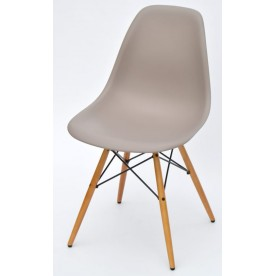 Chaise DSW Charles Eames Grise