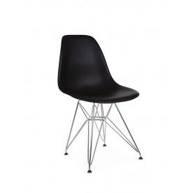 Chaise DSR Charles Eames Noir