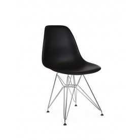 DSR Chair Charles Eames Black