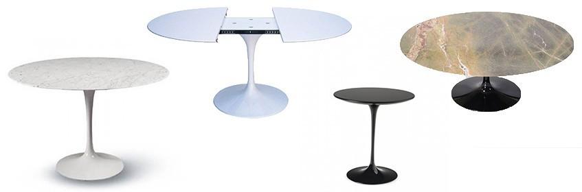 Tables Tulip Saarinen