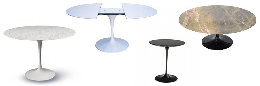 Tulip Tables - Saarinen